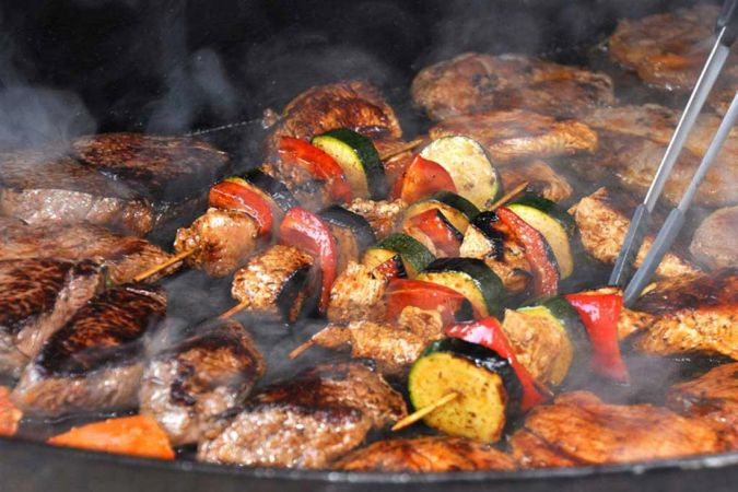 Grillparty-Catering-Muenchen