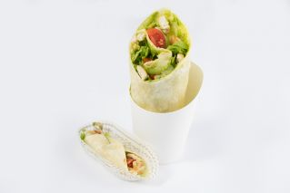 Huehnerbrust-Avocado-Wrap